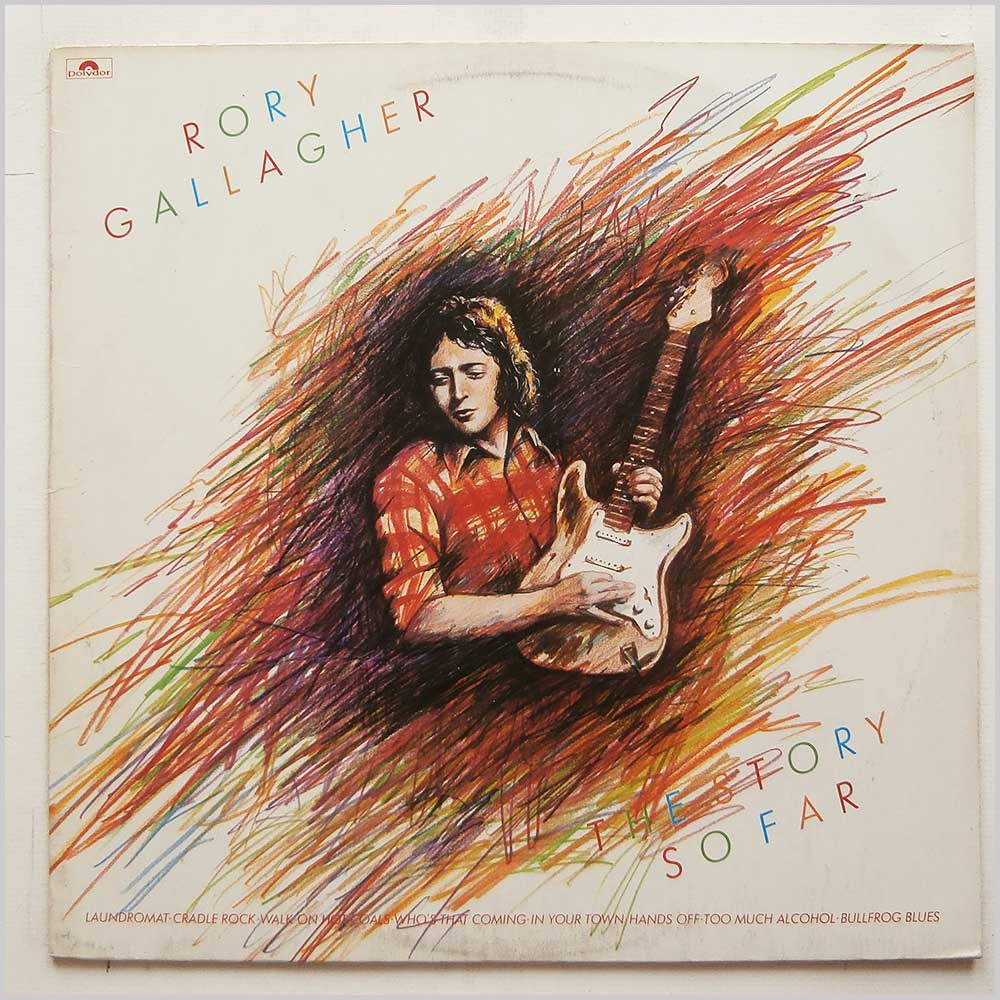 Rory Gallagher - The Story So Far (2478 086)