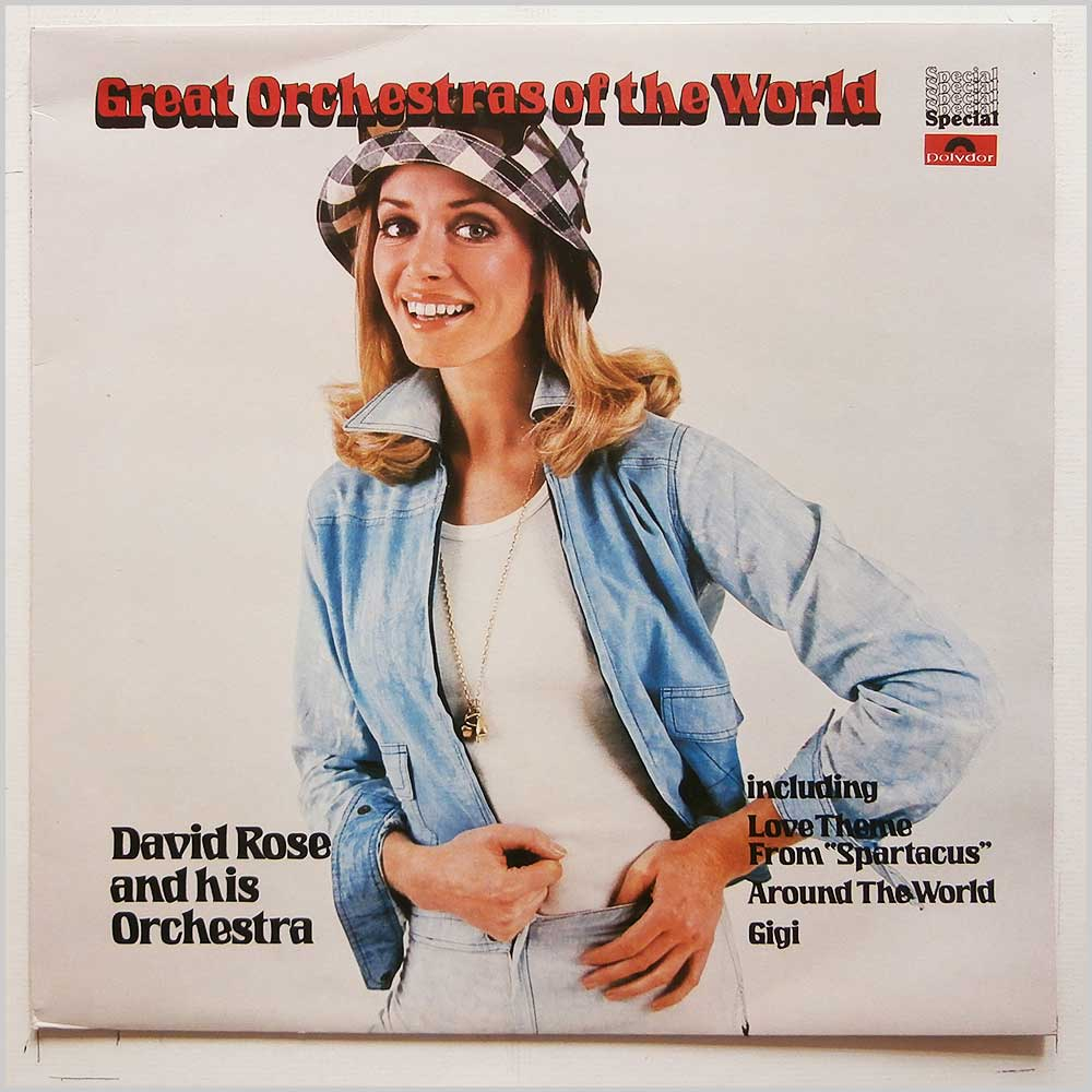 David Rose and His Orchestra - Great Orchestras Of The World: David Rose and His Orchestra (2482 367)