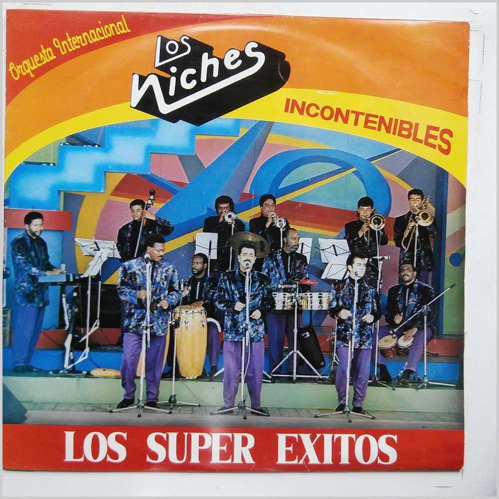 Los Niches - Incontenibles, Orquesta Internacional, Los Super Exitos (25 100589)