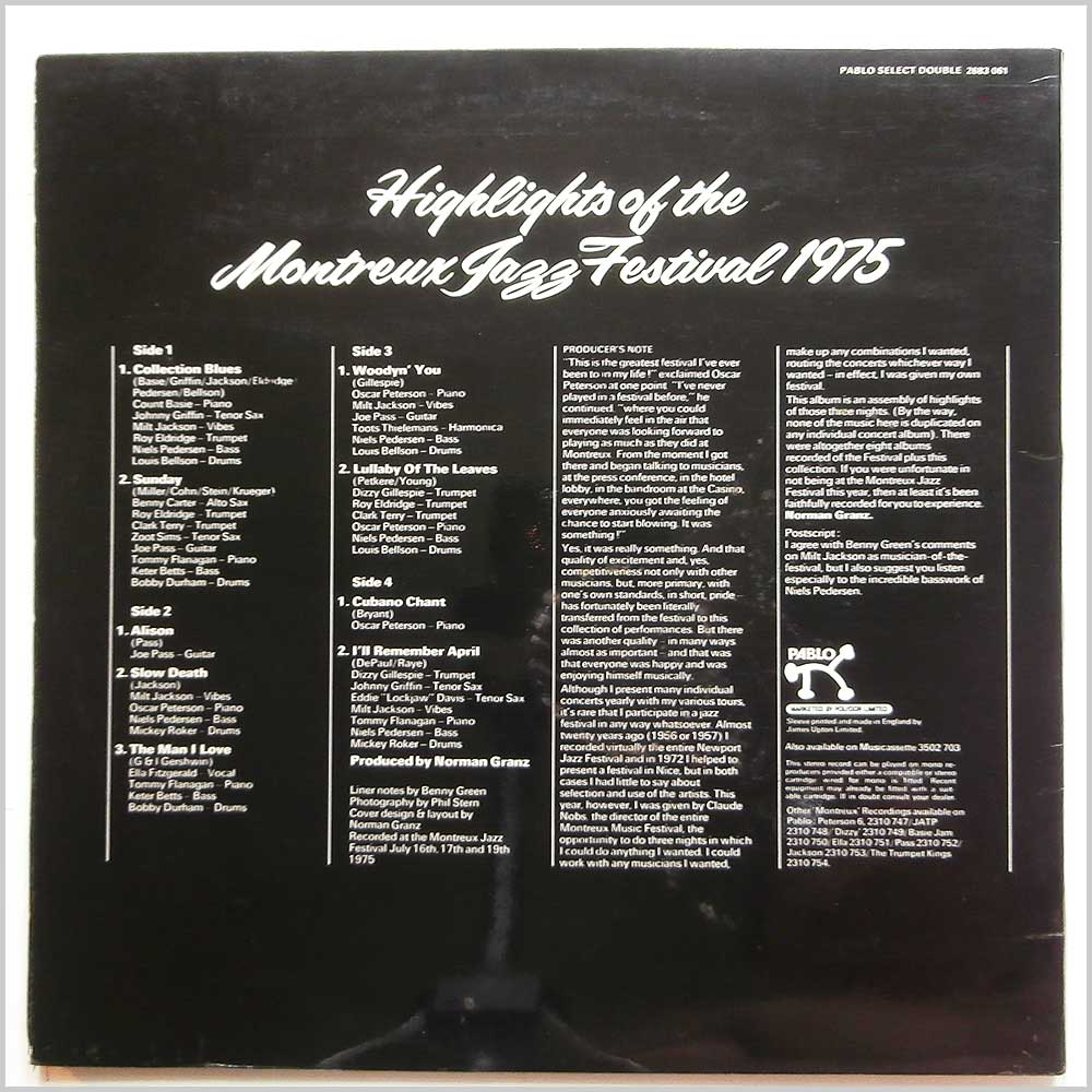 Various - The Montreux Collection 75 (2683 061)