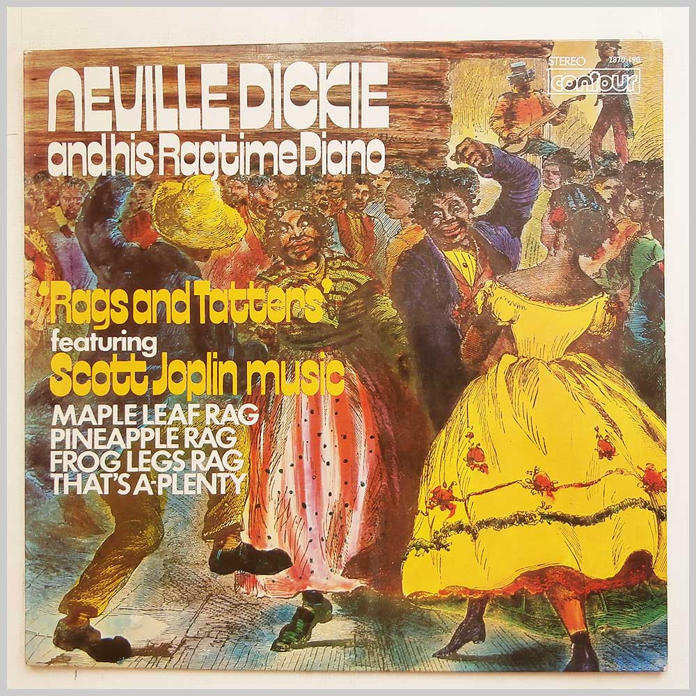 Neville Dickie - Rags And Tatters (2870 190)