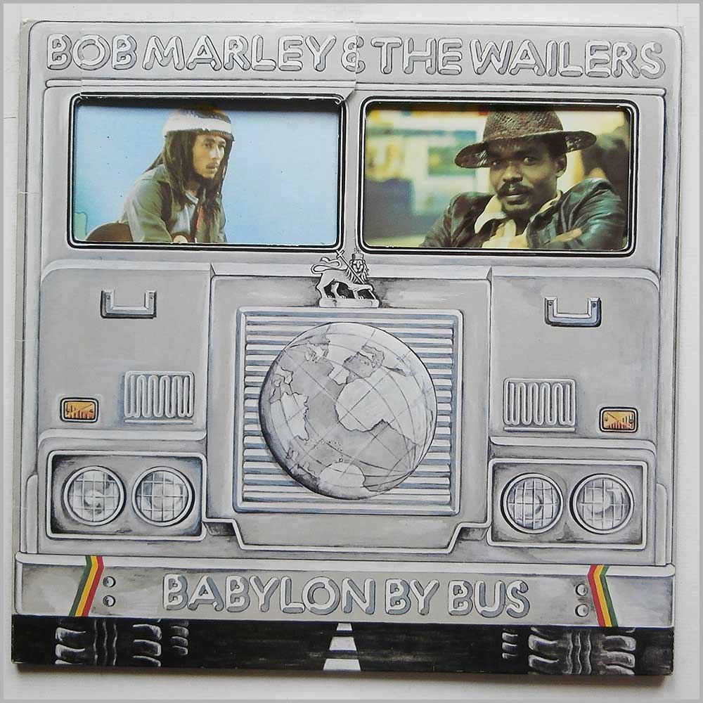 Bob Marley And The Wailers - Babylon By Bus (300 152-406)