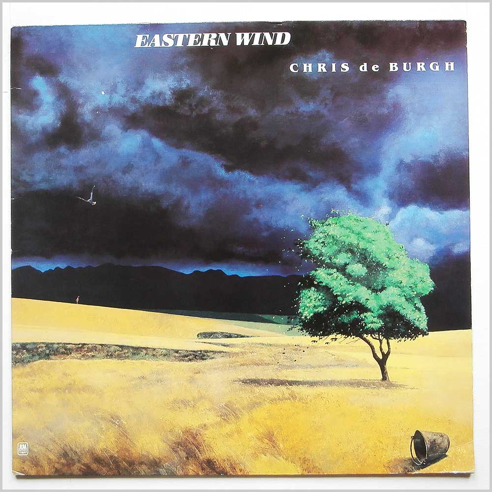Chris De Burgh - Eastern Wind (394 815-1)