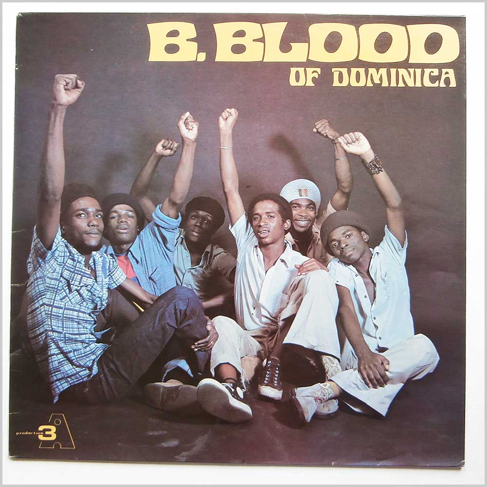 B. Blood Of Dominica - B. Blood Of Dominica (3A 0075 Y)