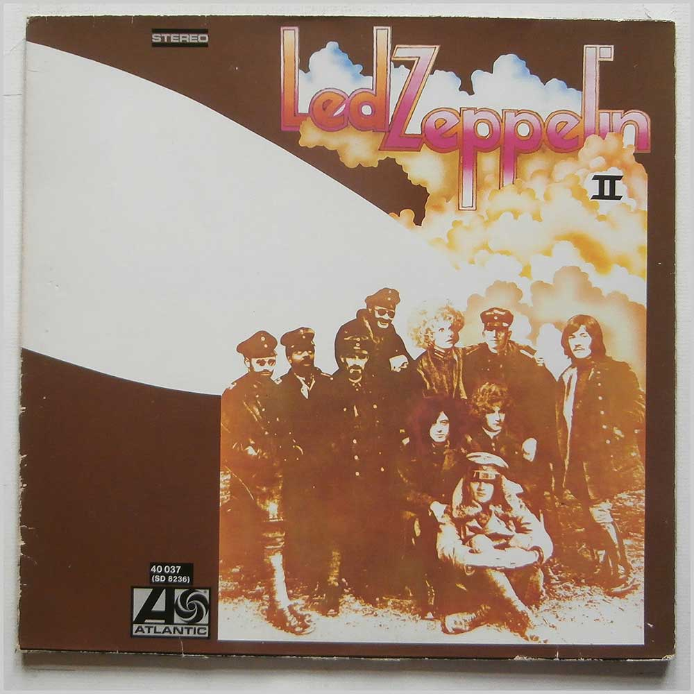 Led Zeppelin - Led Zeppelin II (40 037)