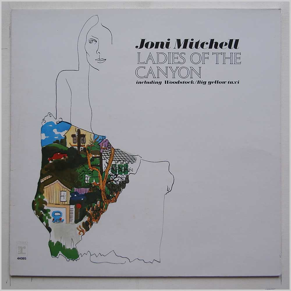 Joni Mitchell - Ladies Of The Canyon (44085)