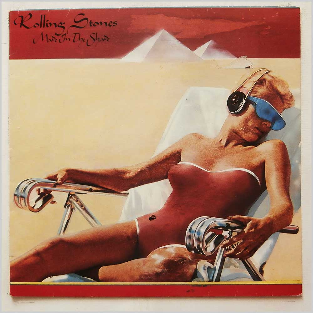 The Rolling Stones - Made in The Shade (450201 1)