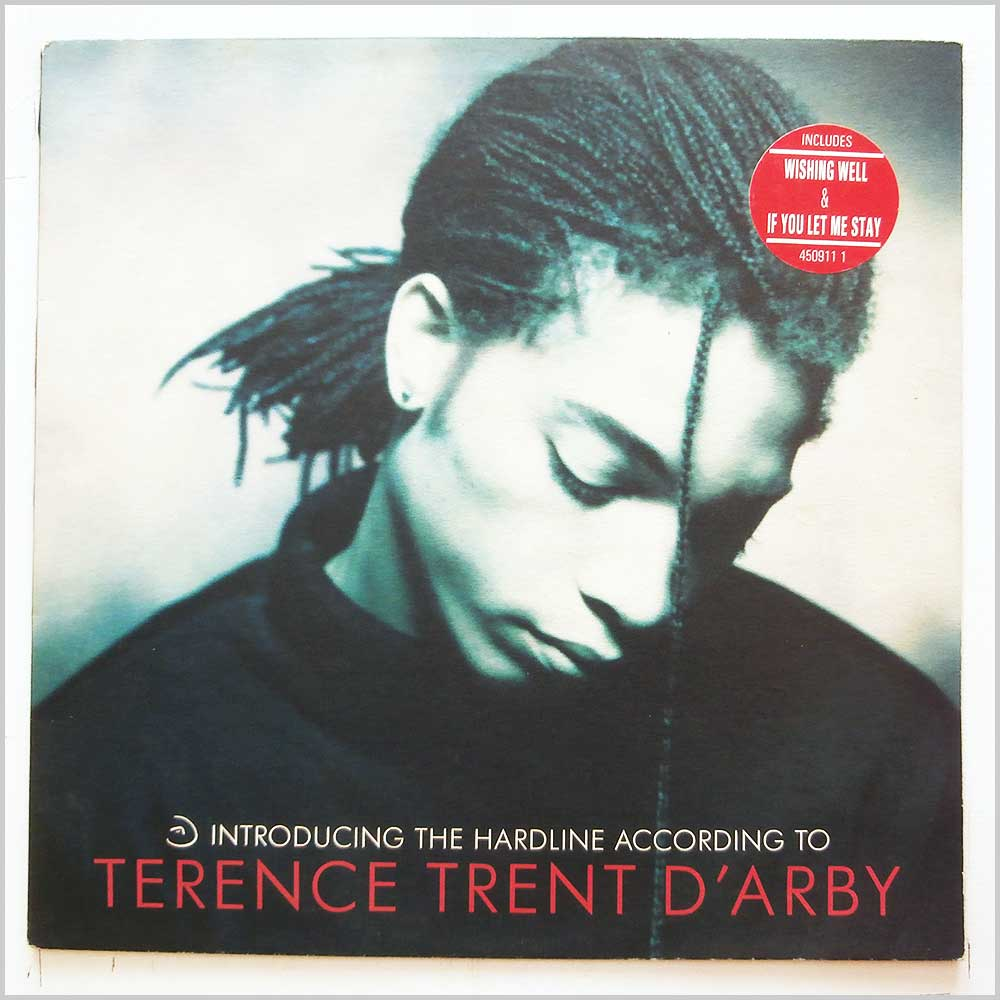Terence Trent D'Arby - Introducing The Hardline According To Terence Trent D'Arby (450911 1)