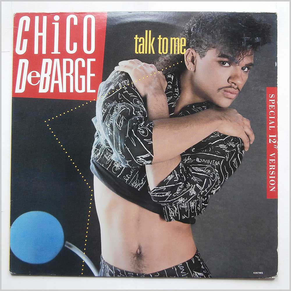 Chico Debarge - Talk To Me (4567 MG)