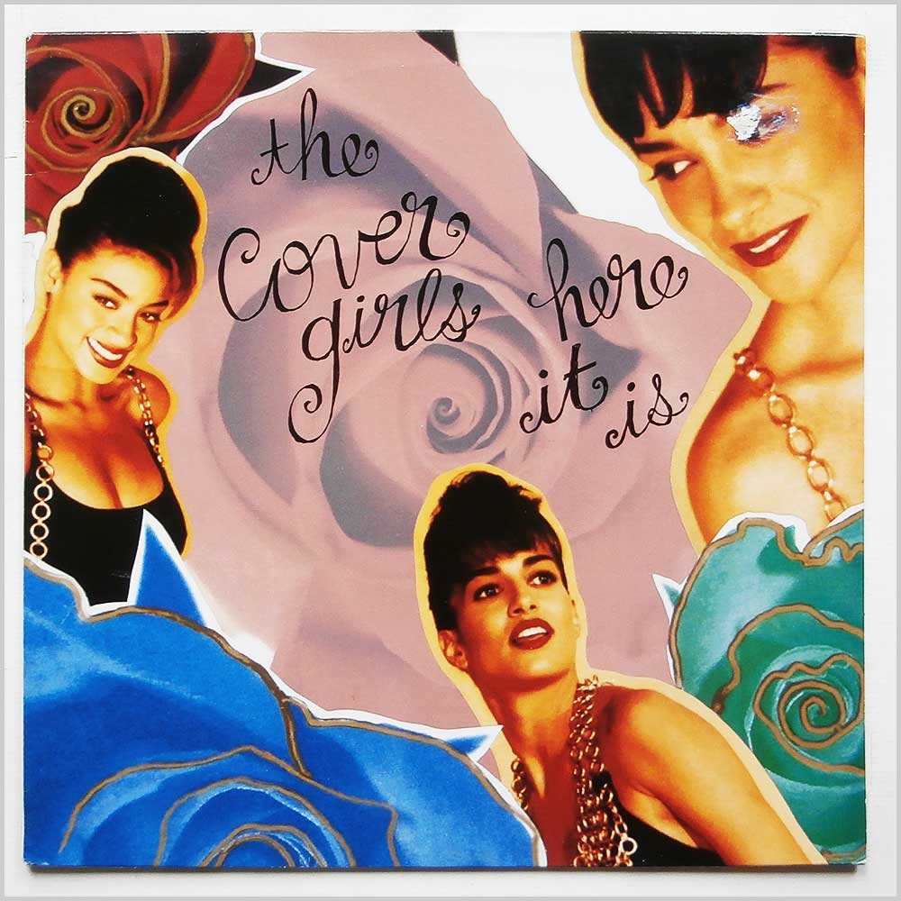 The Cover Girls - Here It Is (463305-1)