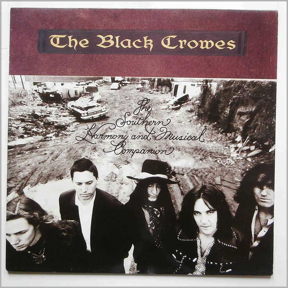 The Black Crowes - The Southern Harmony And Musical Companion (512 263-1)