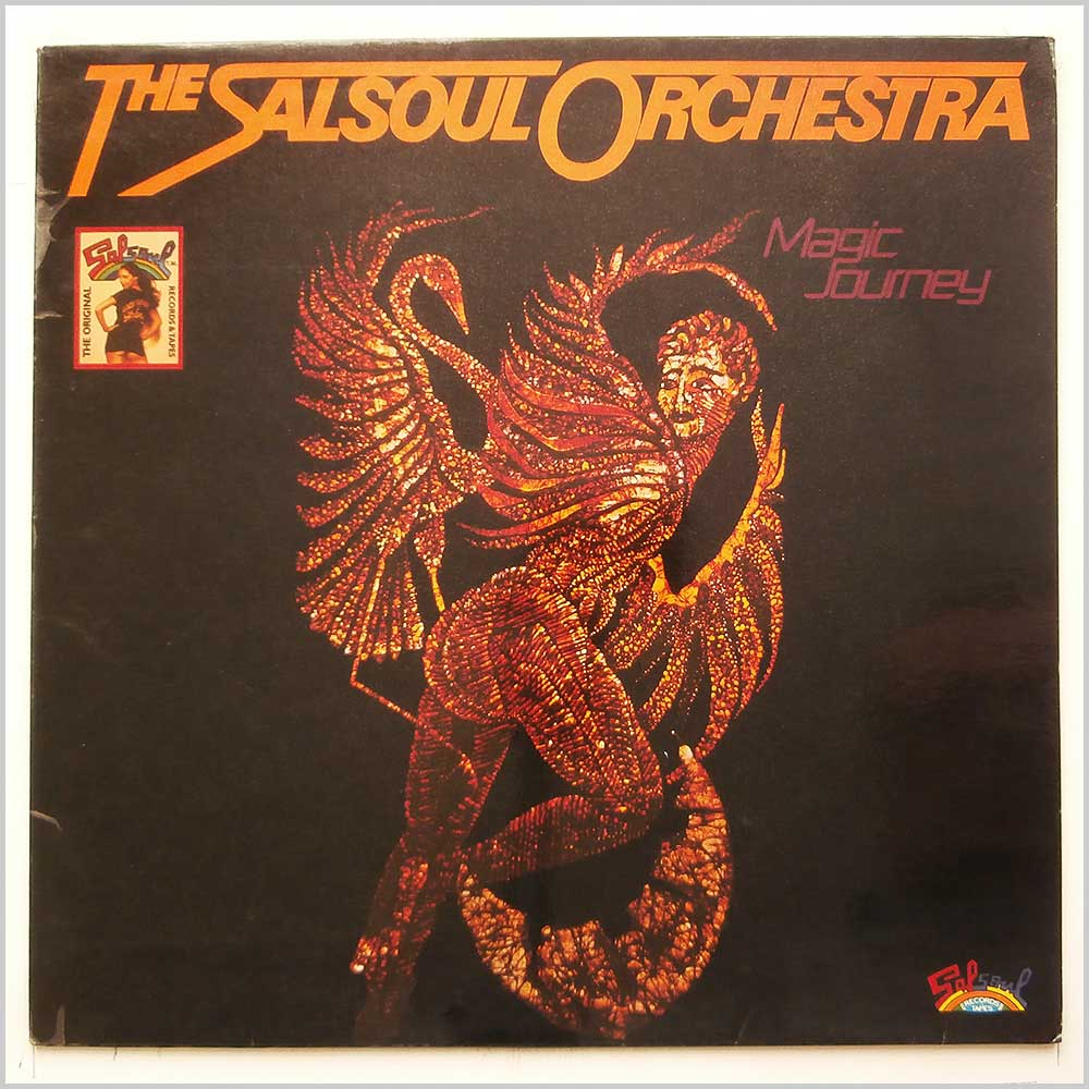 The Salsoul Orchestra - Magic Journey (6.23016 AO)