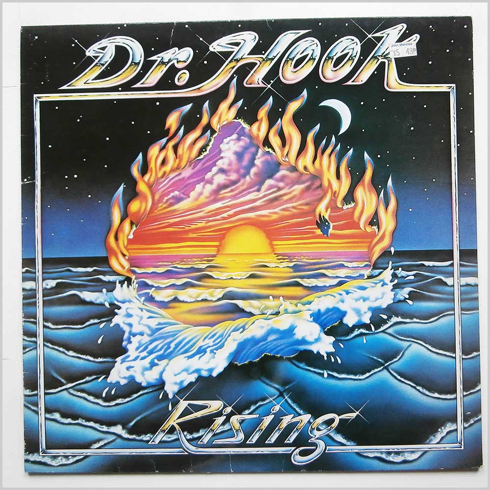 Dr Hook - Rising (6302 076)