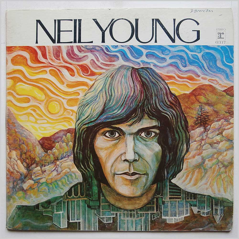 Neil Young - Neil Young (6317)
