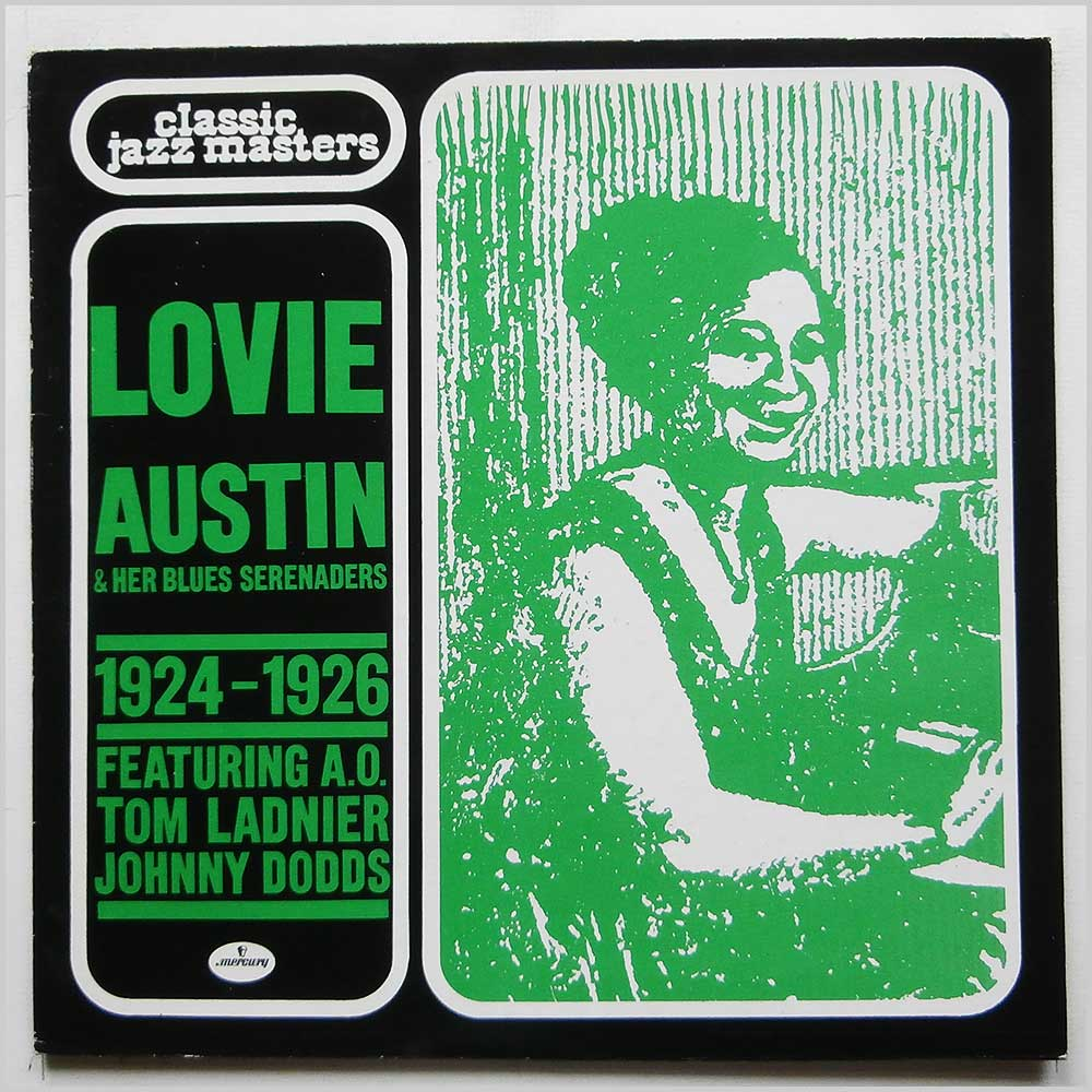 Lovie Austin and Her Blues Serenaders - Lovie Austin And Her Blues Serenaders 1924-1926 (6332 994)