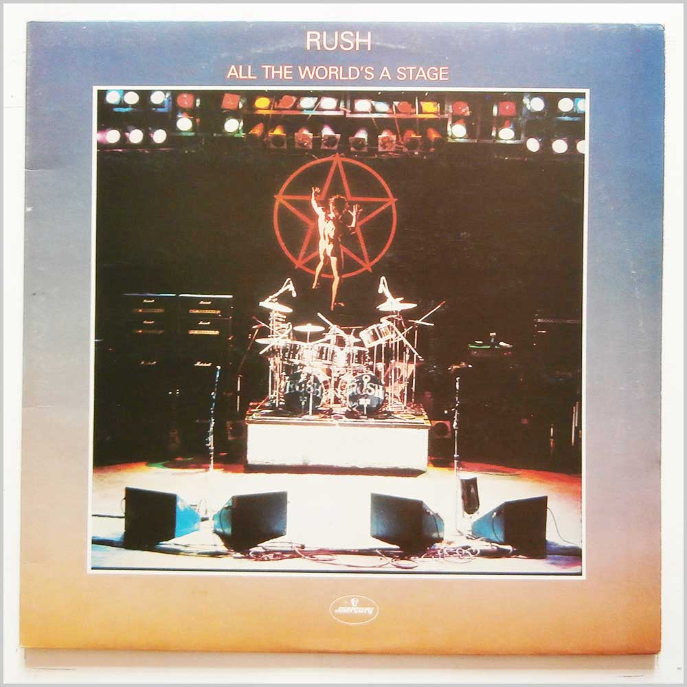Rush - All The World's A Stage (6338 771)