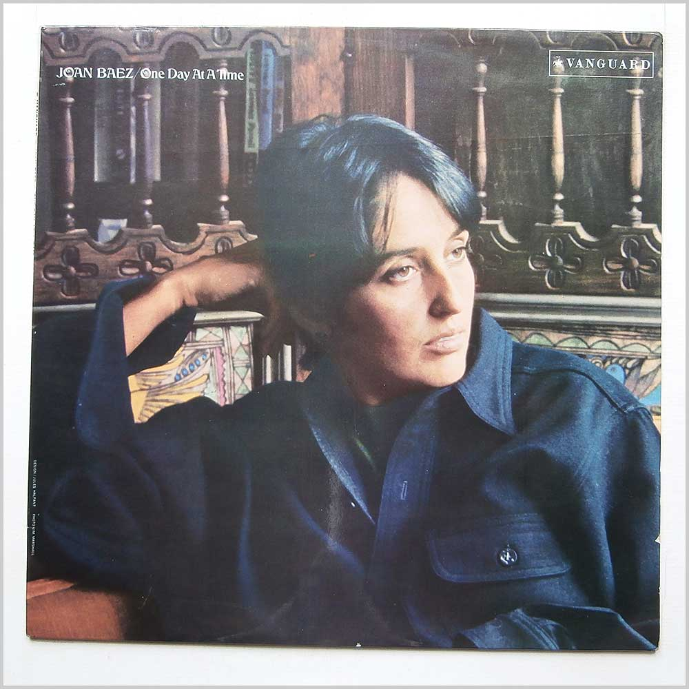 Joan Baez - One Day At A Time (6359 001)
