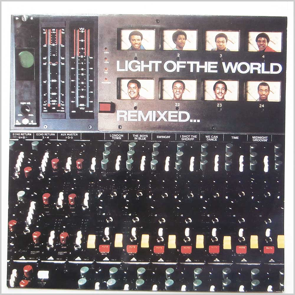 Light Of The World - Remixed (6359 062)