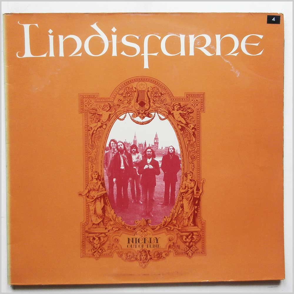 Lindisfarne - Nicely Out Of Tune (6369 909)