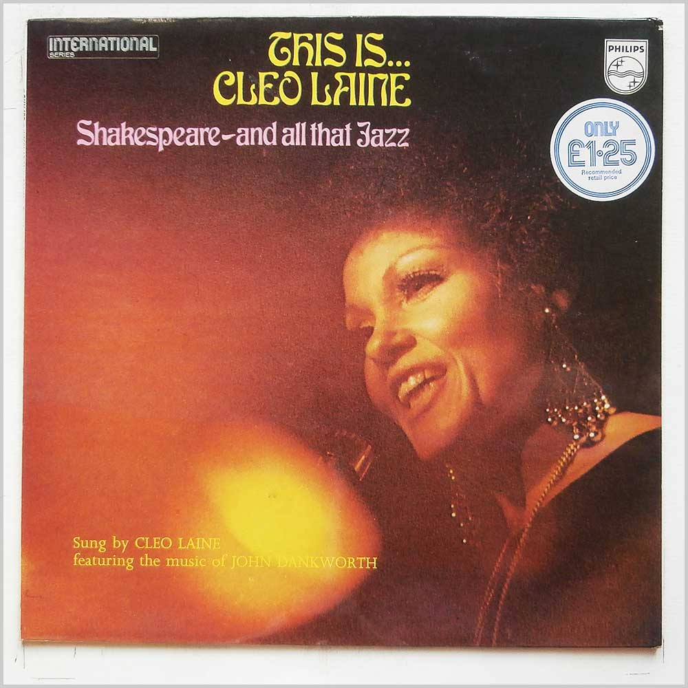 Cleo Laine - This Is Cleo Laine (6382 014)