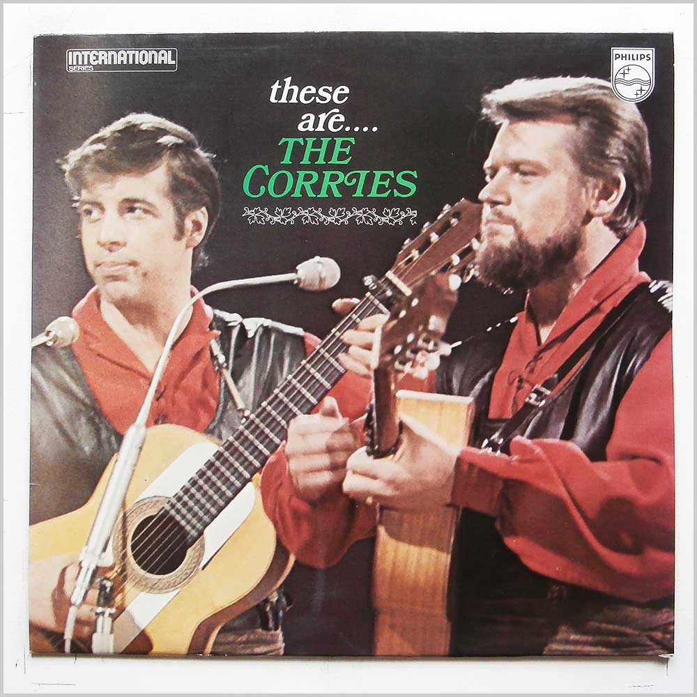 The Corries - These Are The Corries (6382 025)