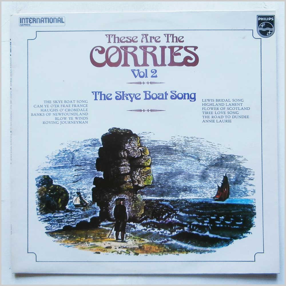 The Corries - These Are The Corries Vol 2, The Skye Boat Song (6382 059)