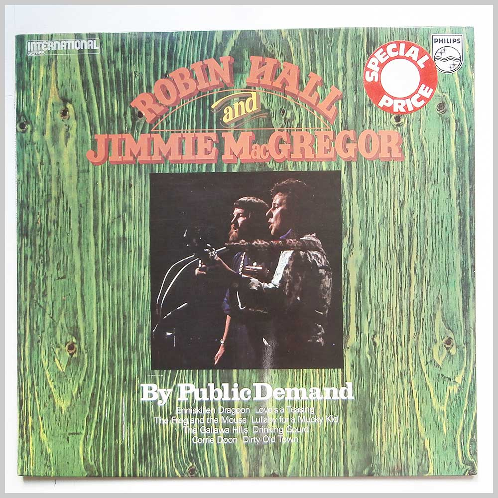 Robin Hall and Jimmie MacGregor - By Public Demand (6382 124)