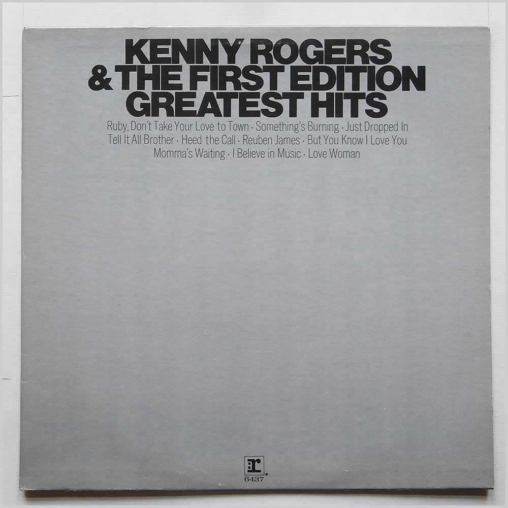 Kenny Rogers And The First Edition - Greatest Hits (6437)