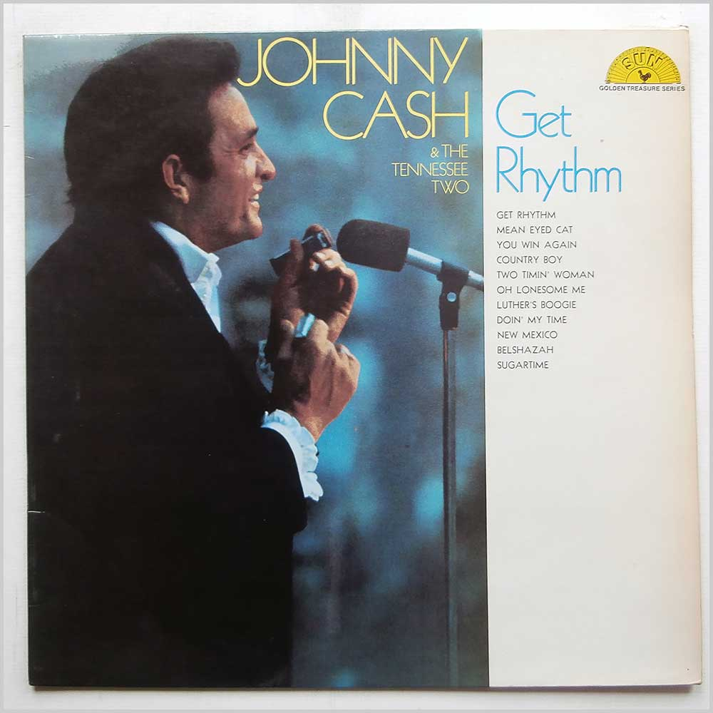 Johnny Cash and The Tennessee Two - Get Rhythm (6467014)