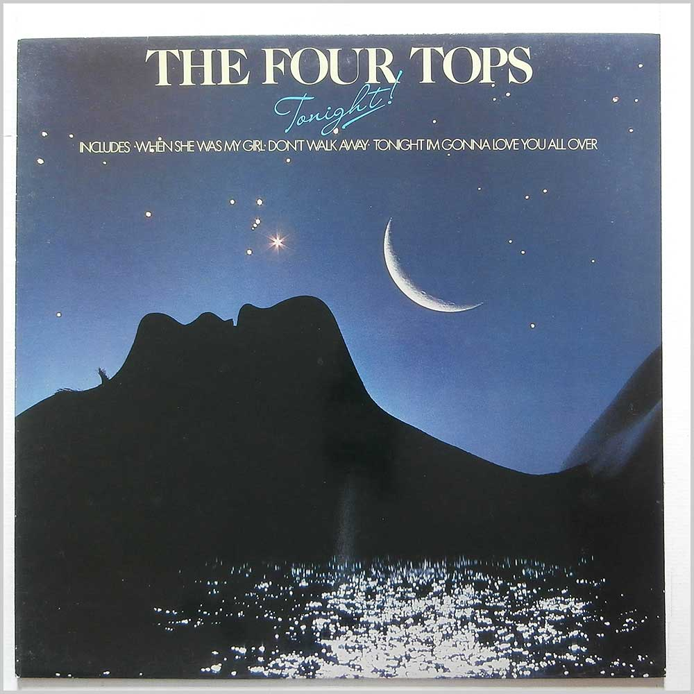 The Four Tops - Tonight! (6480 058)