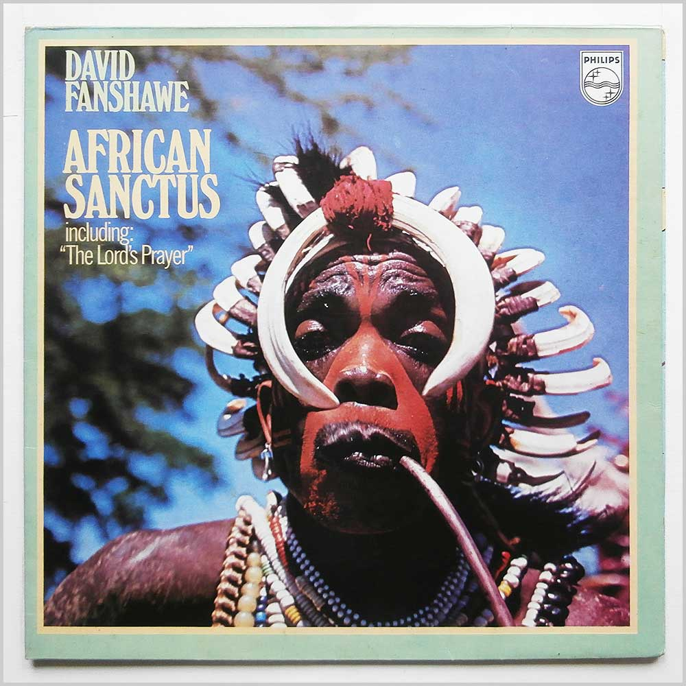 David Fanshawe - African Sanctus (6558 001)
