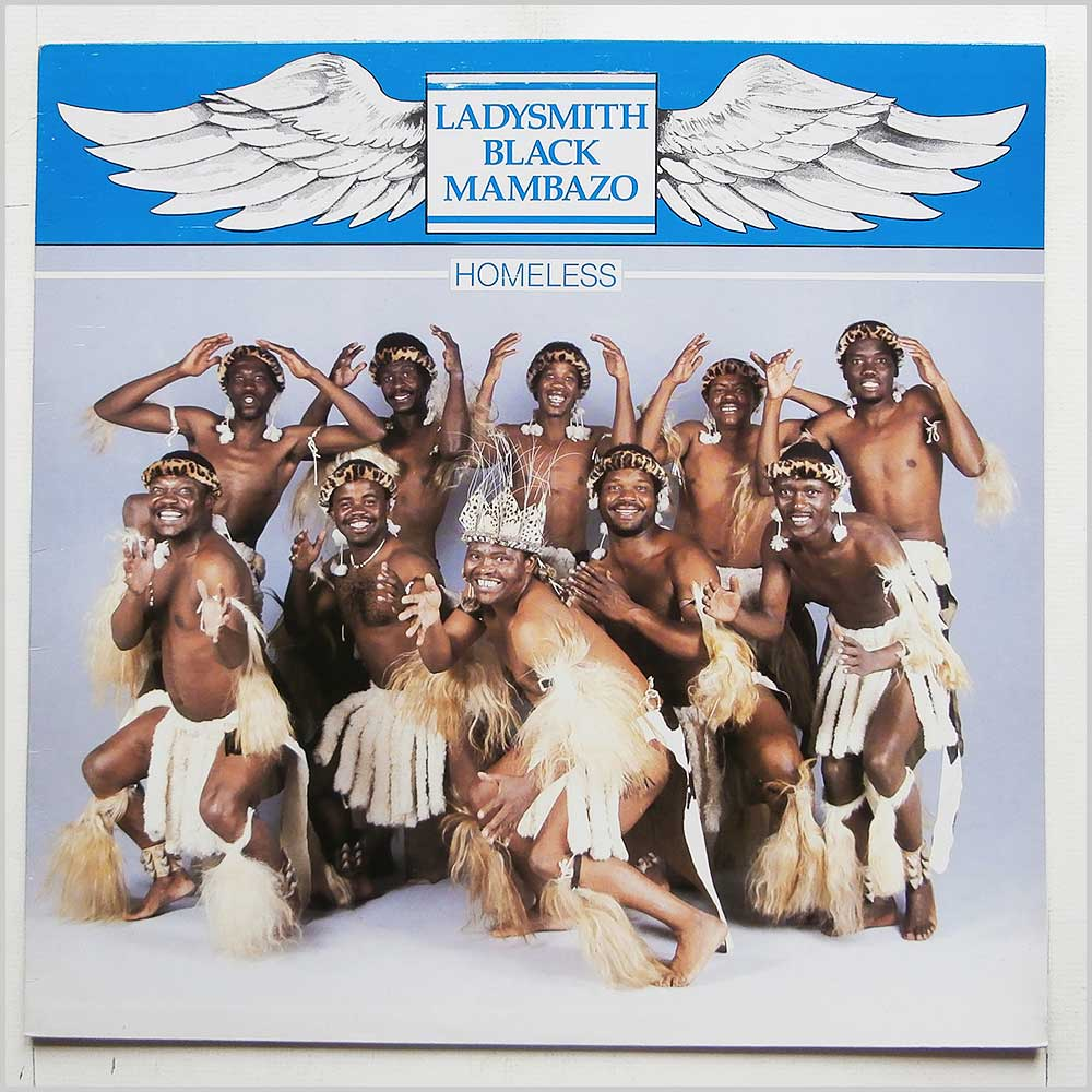Ladysmith Black Mambazo - Homeless (656.112-1)