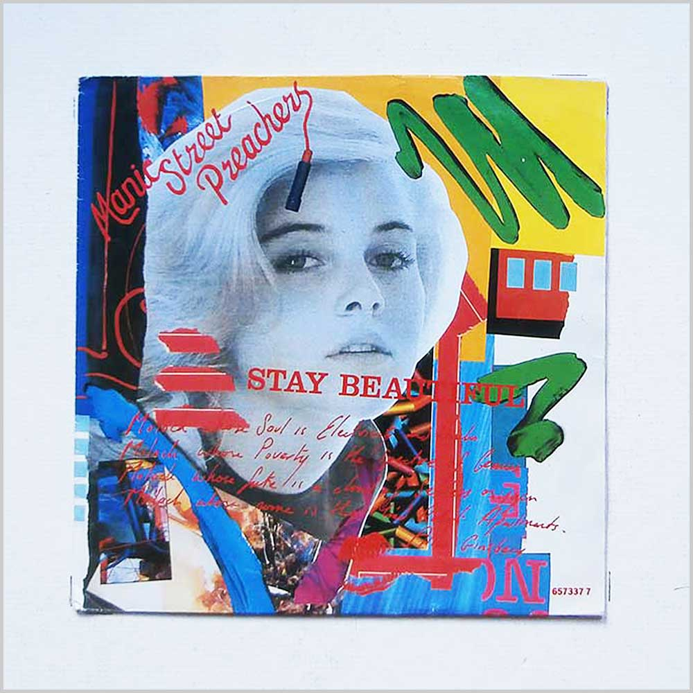 Manic Street Preachers - Stay Beautiful (657337 7)