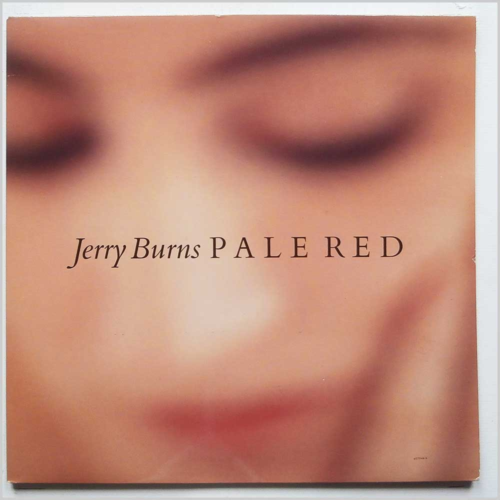 Jerry Burns - Pale Red (657946 6)