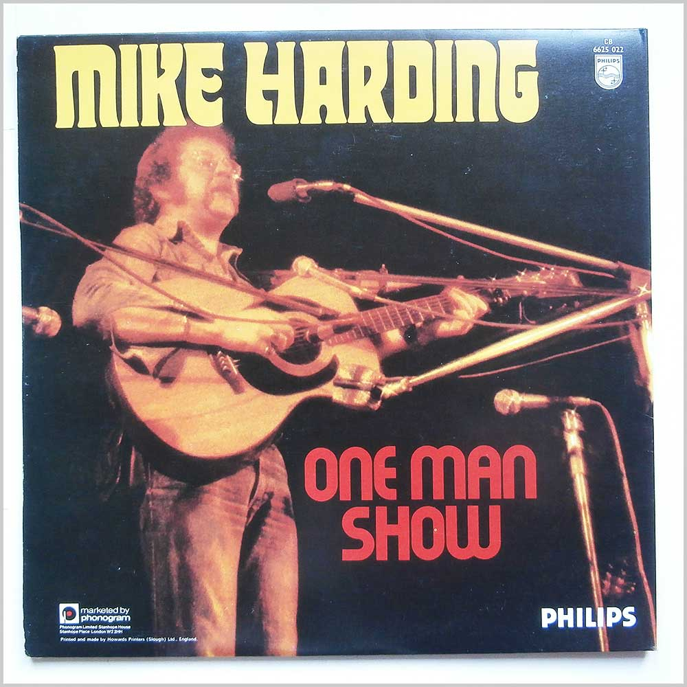 Mike Harding - One Man Show (6625 022)