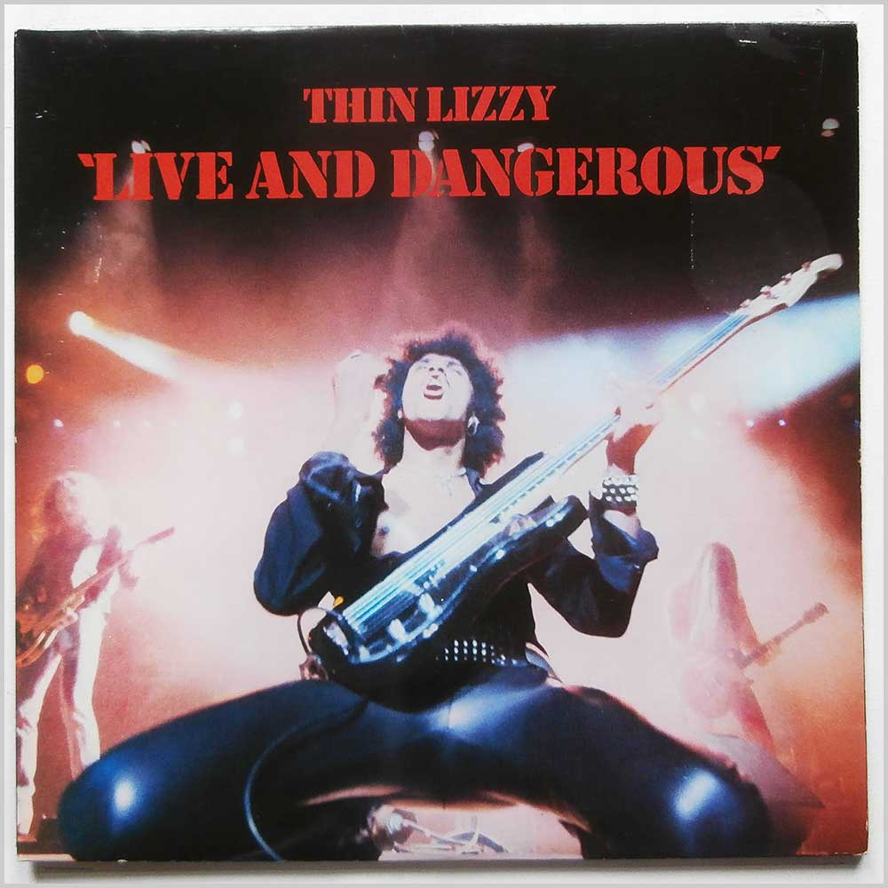 Thin Lizzy - Live and Dangerous (6641 807)