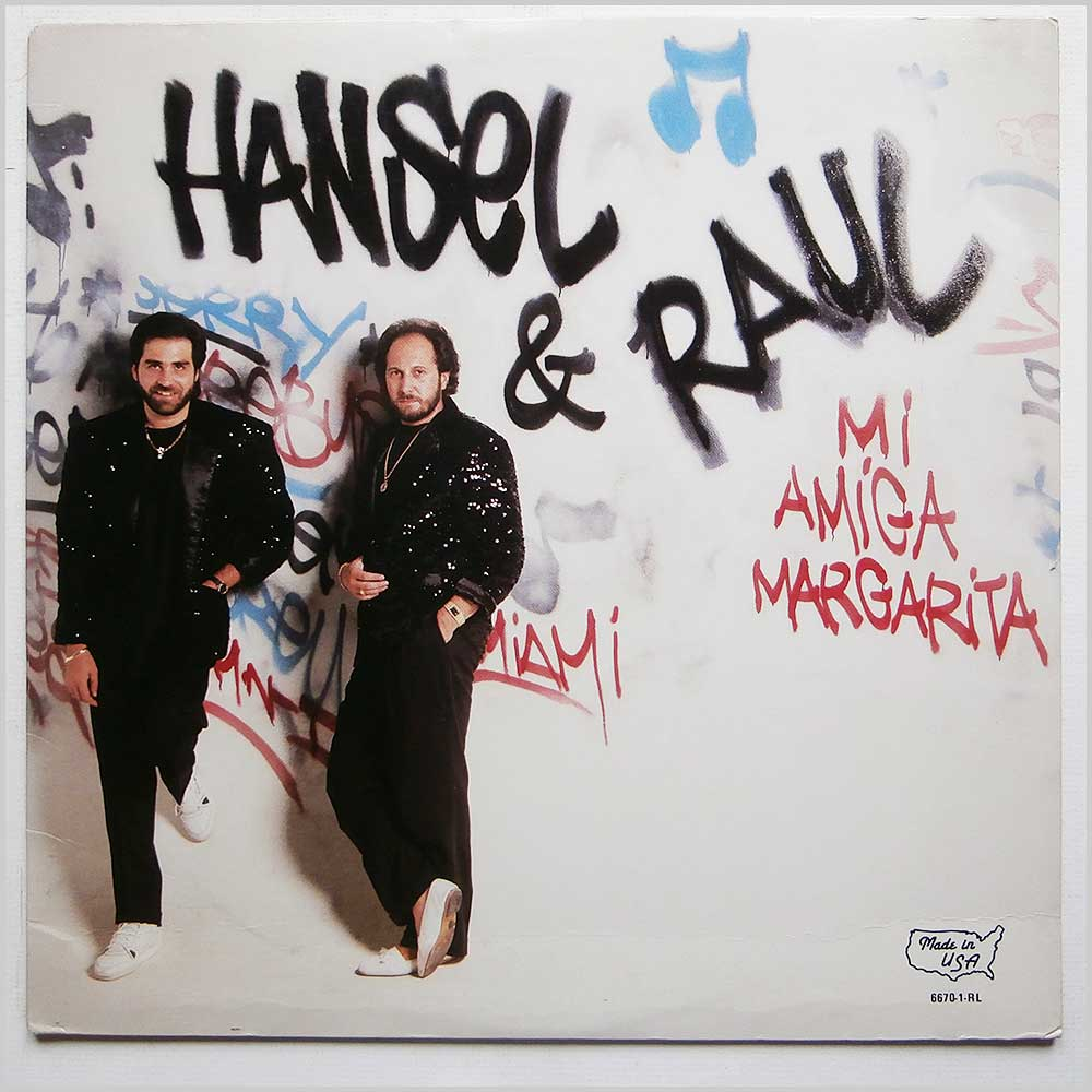 Hansel And Raul - Mi Amiga Margarita (6670-1-RL)