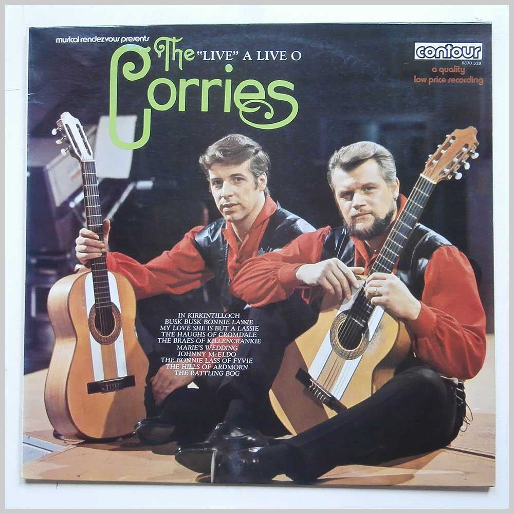 The Corries - Live A Live O (6870 539)