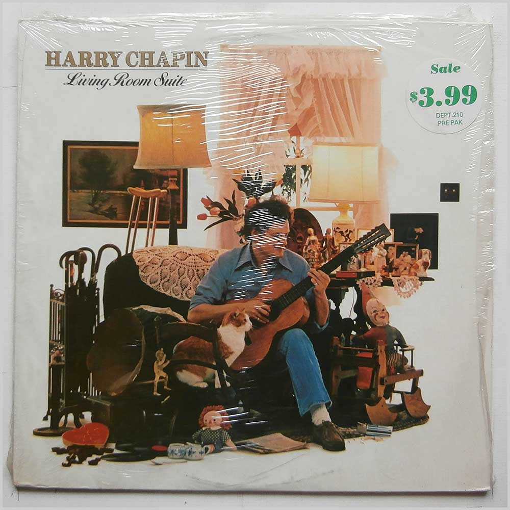 Harry Chapin - Living Room Suite (6E-142)