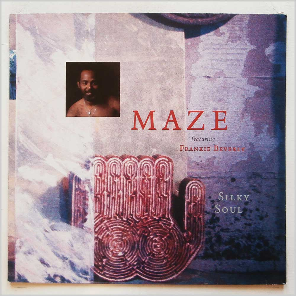 Maze Featuring Frankie Beverly - Silky Soul (7599-25802-1)