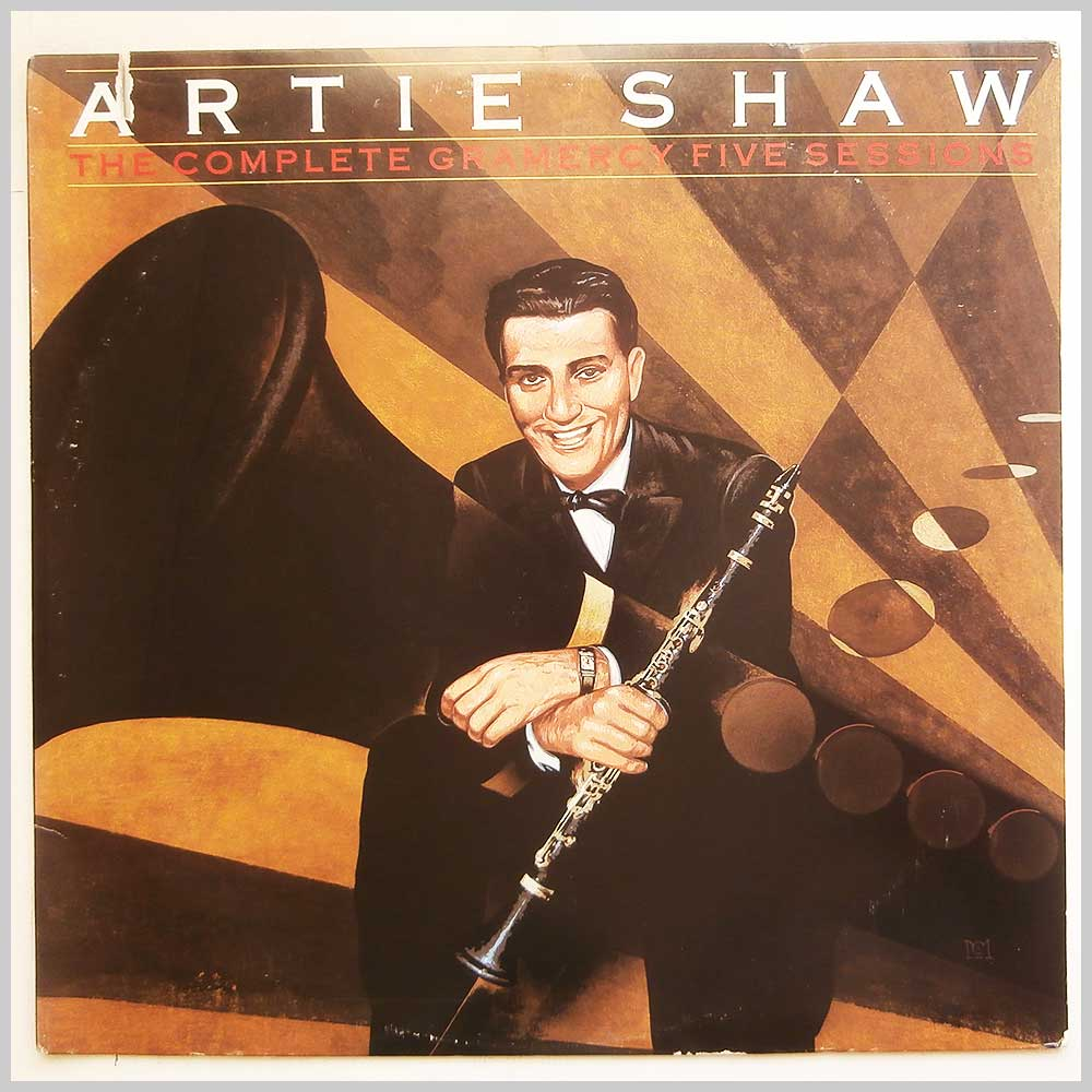 Artie Shaw - The Complete Gramercy Five Sessions (7637-1-RB)