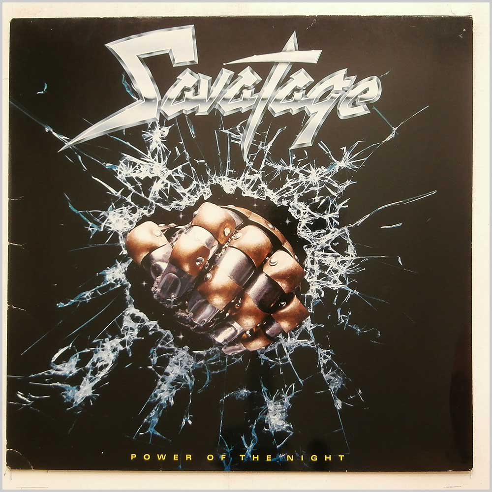 Savatage - Power Of The Night (781 247-1)
