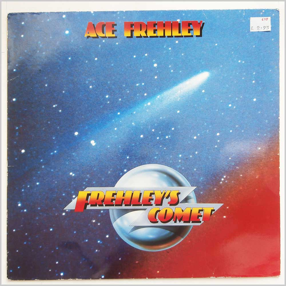 Ace Frehley - Frehley's Comet (781 749-1)