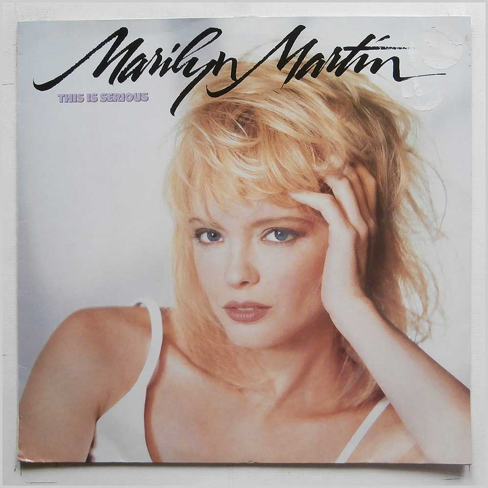 Marilyn Martin - This Is Serious (781 814-1)