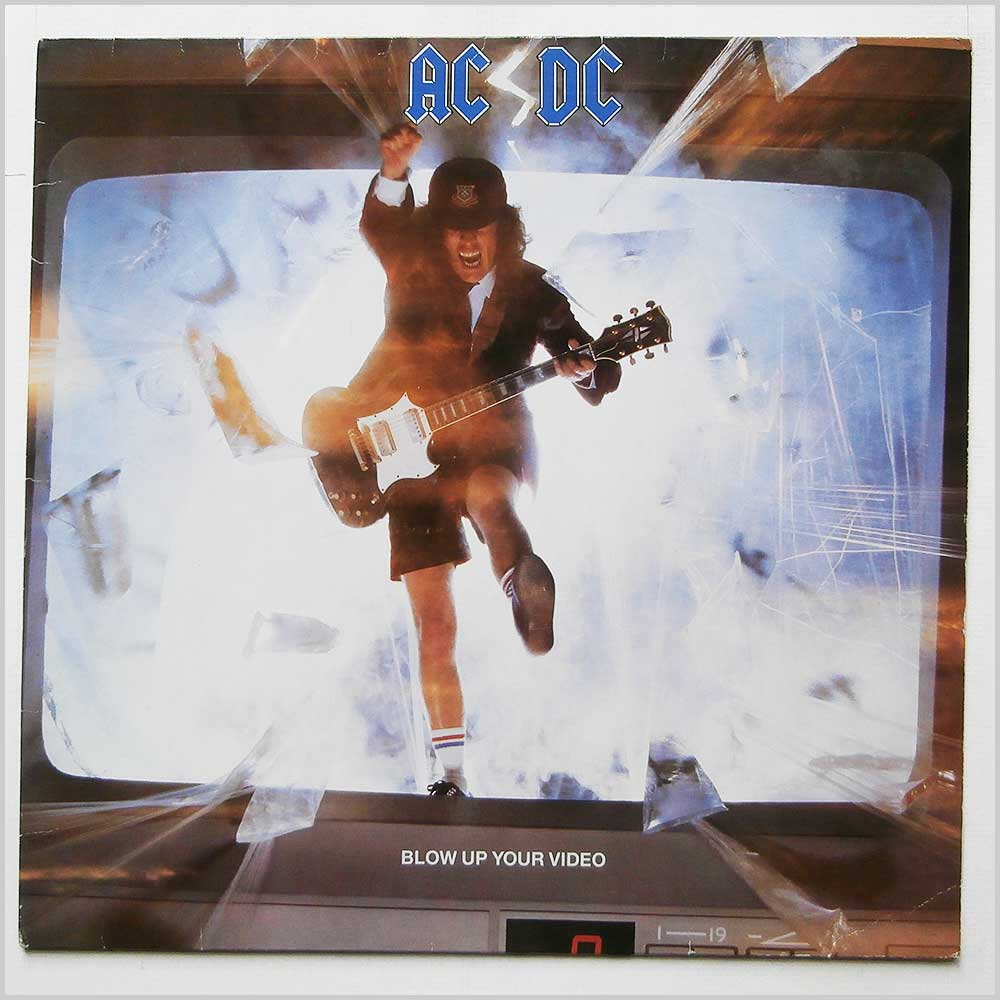 AC/DC - Blow Up Your Video (7 81828-1)