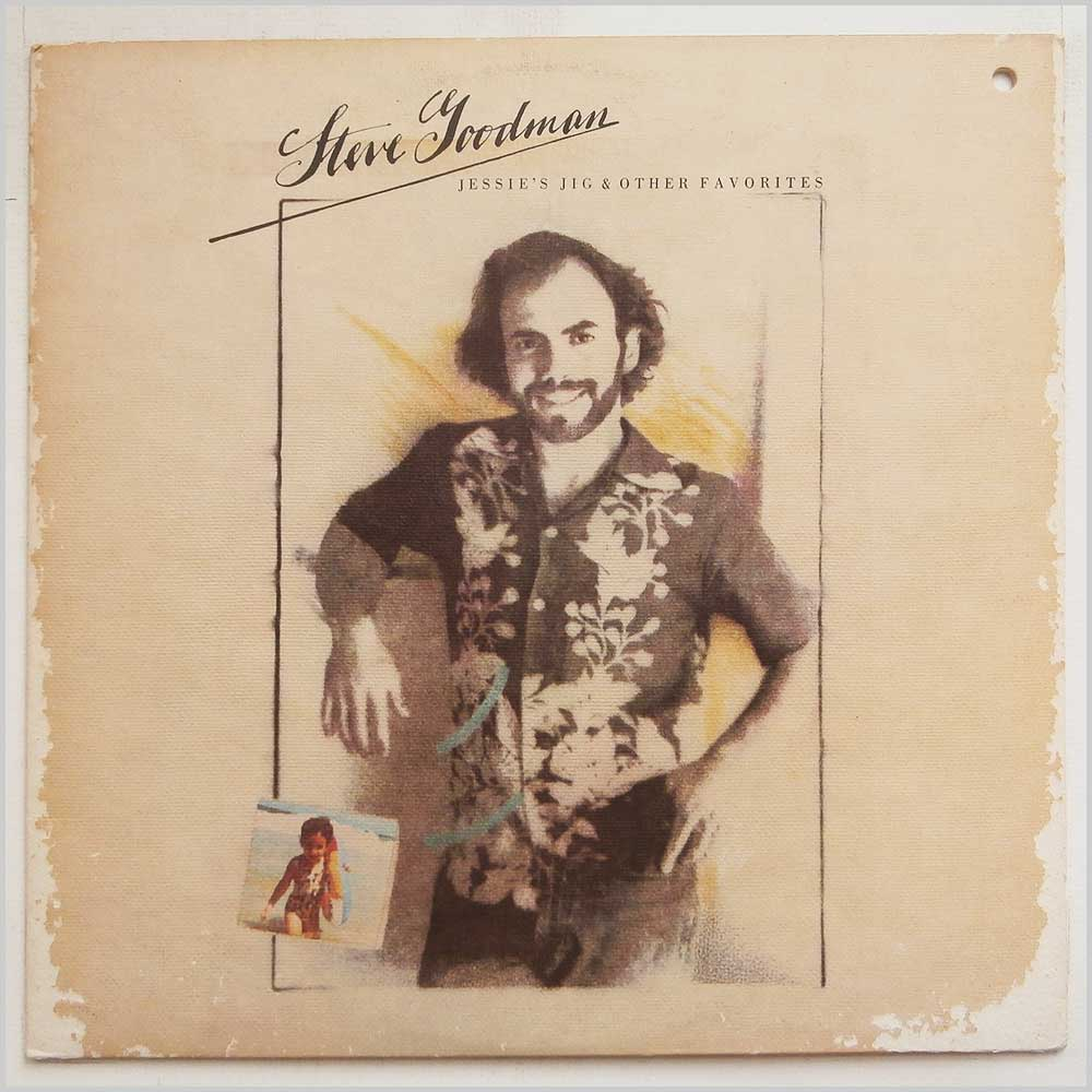 Steve Goodman - Jessie's Jig And Other Favorite'S (7E-1037)