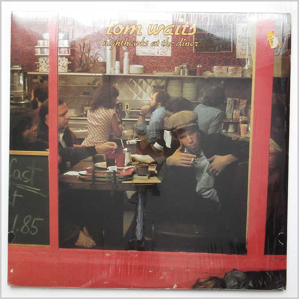 Tom Waits - Nighthawks At The Diner (7E-2008)