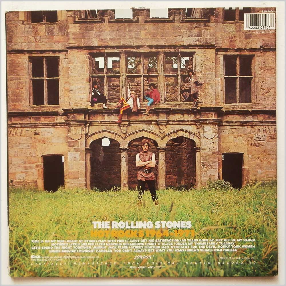 The Rolling Stones - Hot Rocks: The Greatest Hits 1964-1971 (820 140-1)