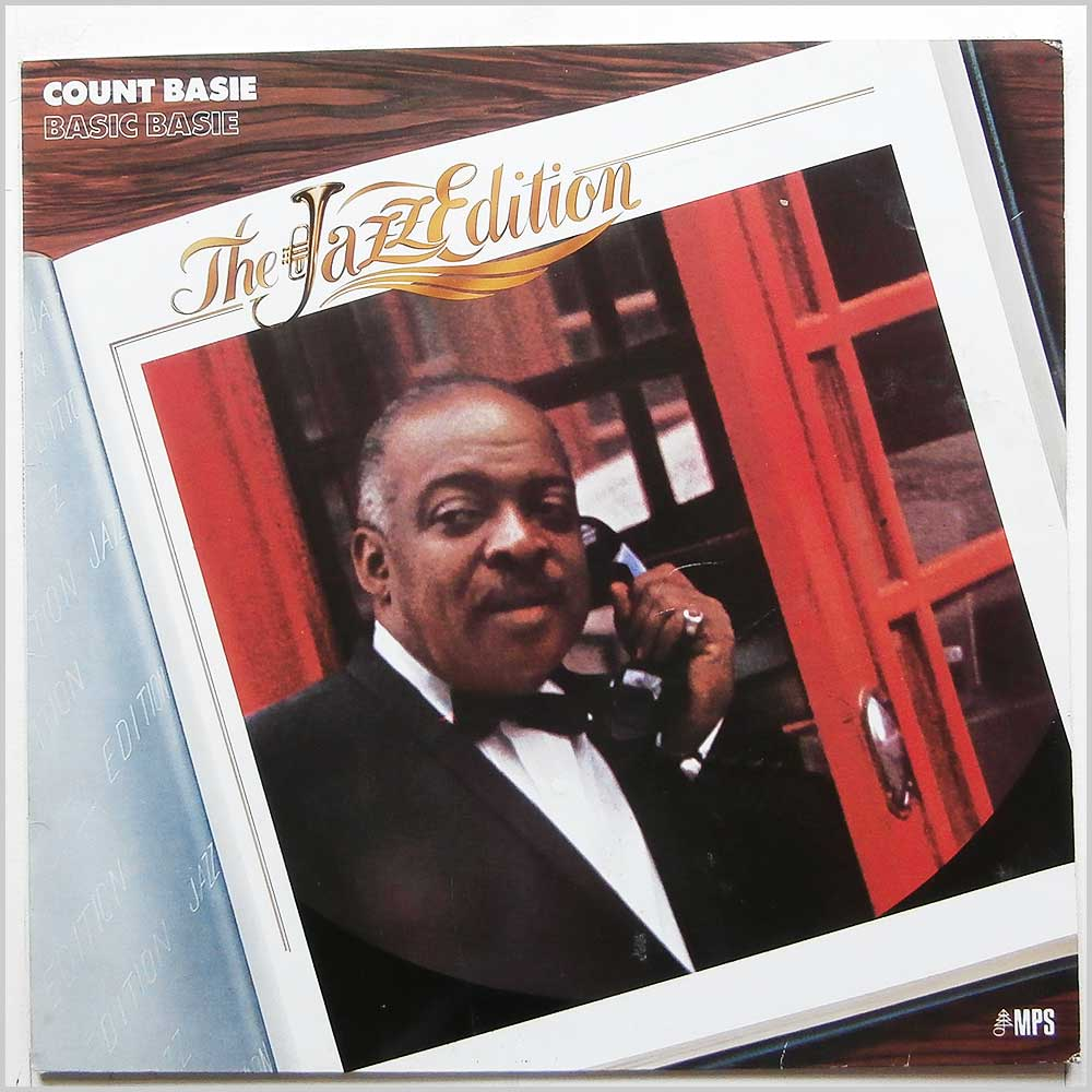 Count Basie - Basic Basie: The Jazz Edition (821 291-1 Y)