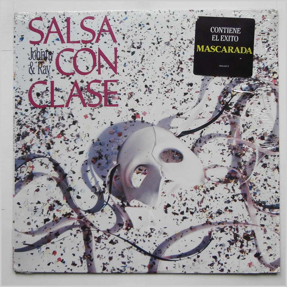 Johnny and Ray - Salsa Con Clase (836 647-1)
